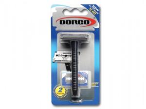 DORCO PL 602 классическая Т-образная бритва / классический станок для бритья, MIRBRITV.RU