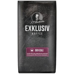 КОФЕ Молотый EXKLUSIV KAFFEE DER EDLE 250 г., mirbritv.ru