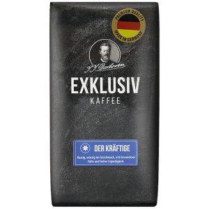 КОФЕ Молотый EXKLUSIV KAFFEE DER KRAFTIGE 250 г., mirbritv.ru