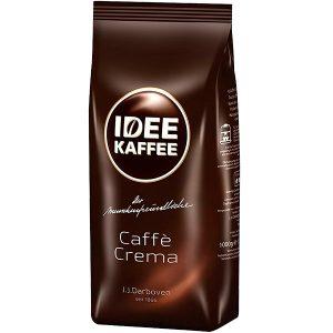КОФЕ в Зёрнах IDEE KAFFEE CAFFE CREMA 1000 г., mirbritv.ru