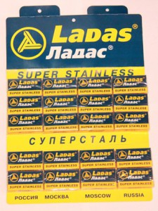 LADAS лезвия SUPER STAINLESS на карте, ЛАДАС лезвия СУПЕРСТАЛЬ