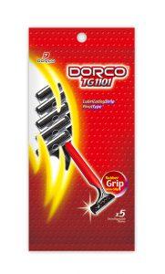 DORCO TG 1101 одноразовые бритвенные станки, www.MIRBRITV.RU