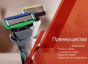 DORCO преимущества mirbritv.ru