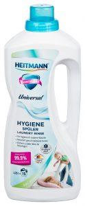 HEITMANN Гигиенический ополаскиватель для белья 1,25 л, арт.3170, mirbritv.ru