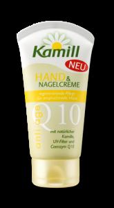 Kamill крем для рук и ногтей Anti Age Q10 в тубе 75 мл, MIRBRITV.RU