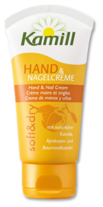 Kamill крем для рук и ногтей Soft & Dry в тубе 75 мл, MIRBRITV.RU