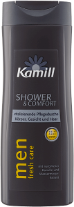 Kamill MEN FRESH шампунь - гель для душа 300 мл, www.mirbritv.ru