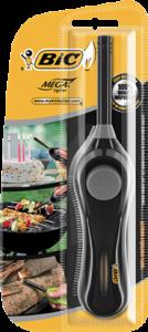 BIC MEGA Lighter зажигалка бытовая U140, mirbritv.ru