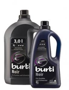 Burti Noir жидкое средство для стирки чёрного и тёмного белья, MIRBRITV.RU