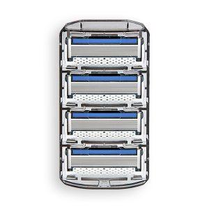 DORCO PACE7 кассеты для бритья с 7 лезвиями, MIRBRITV.RU