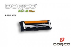 DORCO TG-II Plus кассета с 2 лезвиями, совместима с системой Gillette Slalom, Schick Ultrex, Schick Extra2, DORCO TNA 3050