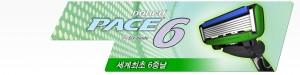 DORCO PACE6 бритвенный станок, MIRBRITV.RU