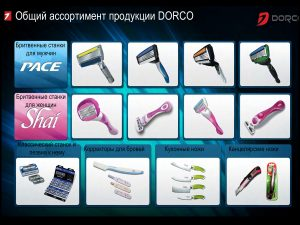 DORCO mirbritv.ru