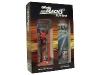 Подарочный набор Gillette. Содержит станок Mach3 Turbo и гель для бритья Ultra Comfort