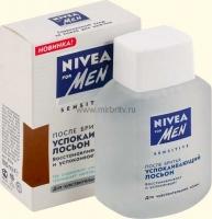 Лосьон после бритья Nivea (Нивея) успокаивающий